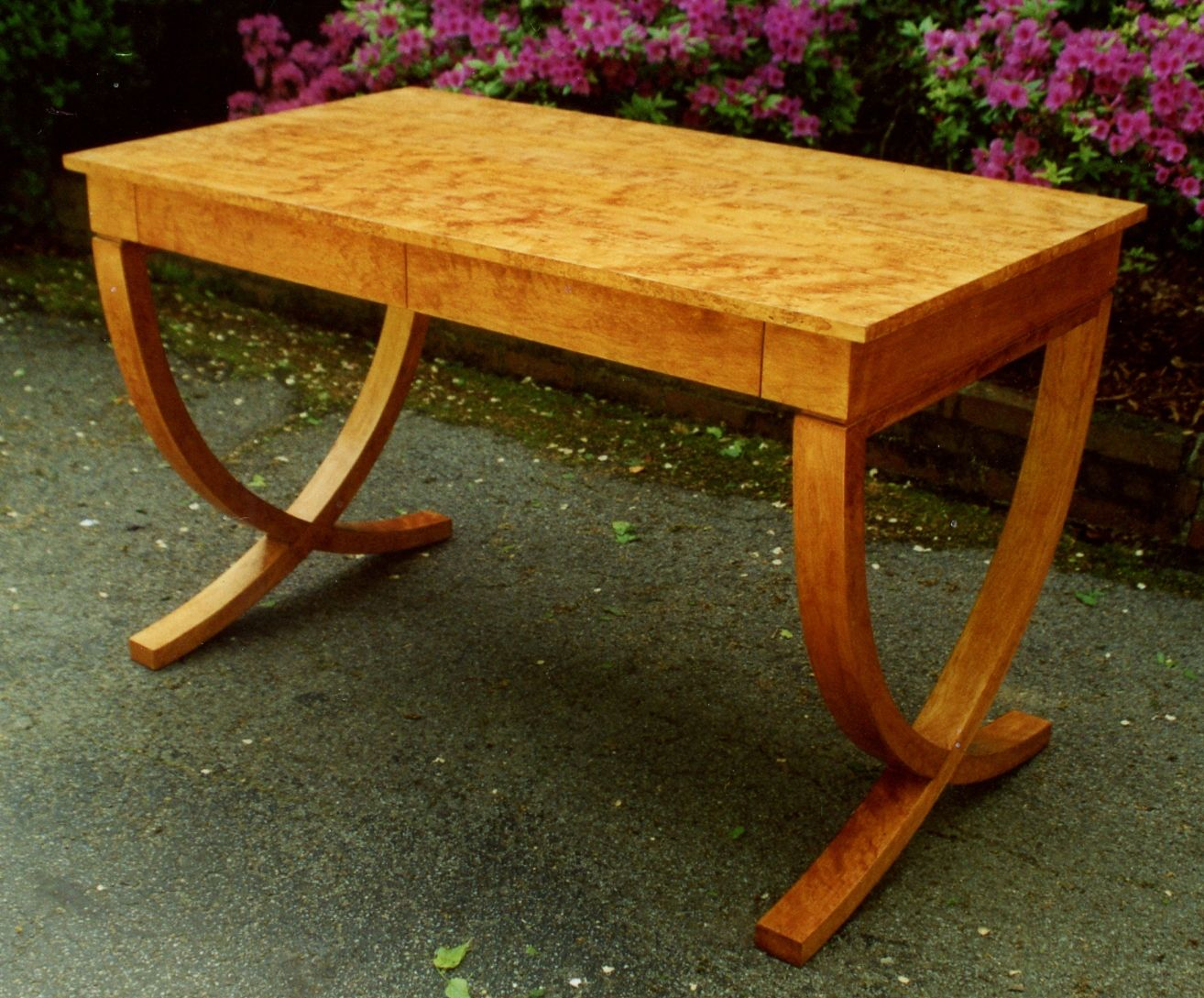 Handmade modern wood furniture - Modern Wood Furniture Vermont Woods Studios Handmade Modern Furniture Wantoot