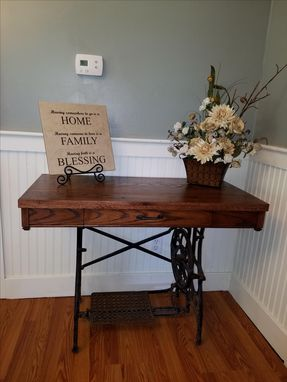 Custom Made Sewing Machine Table (No Longer Available)