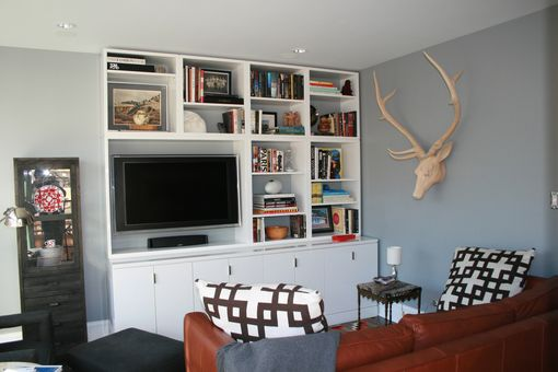 Custom Made Richmand Bookcase