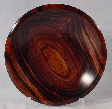 Custom Made Wood Ring Dish Or Wood Coin Dish Made From Domestic And Exotic Woods