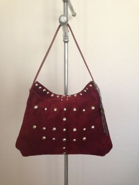 Custom Made Studded Hobo - Vega