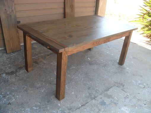 Custom Made Reclaimed Wood Extension Dining Table Custom Made In The Usa From Reclaimed Wood
