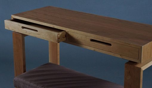 Custom Made Console Table & Bench