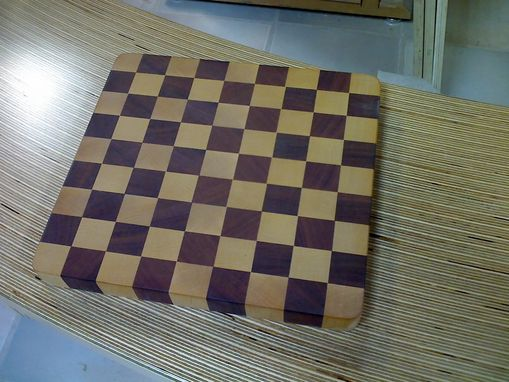 Custom Made Gourmet Cutting Boards