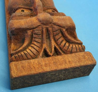 Custom Made Hand Carved Gargoyle #1