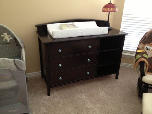 Custom Made Dresser/Changing Table For Baby