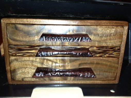 Custom Made Glove Box Humidor