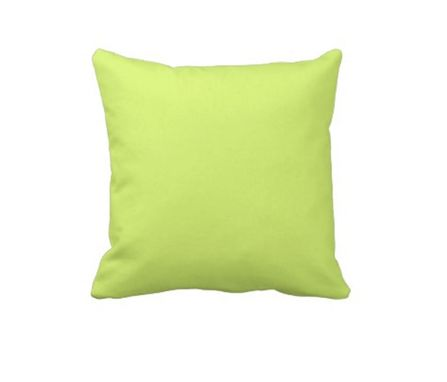 Custom Made Egg Pillow - Dinning Room Pillow - Colorful Fun Pillow