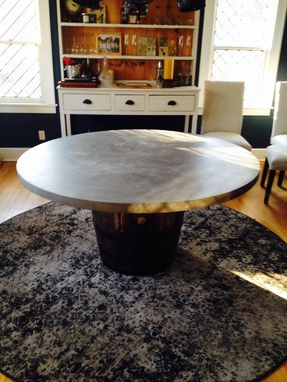 Custom Made Concrete Table Top