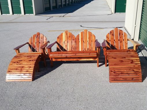 Custom Made Adirondack 5pc. Chair Set