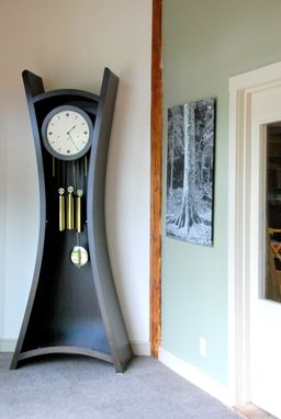 Custom Made The Shapson Tall Case Clock