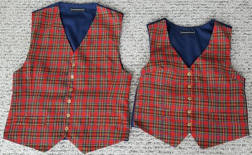 Custom Made Vests For Everyone!