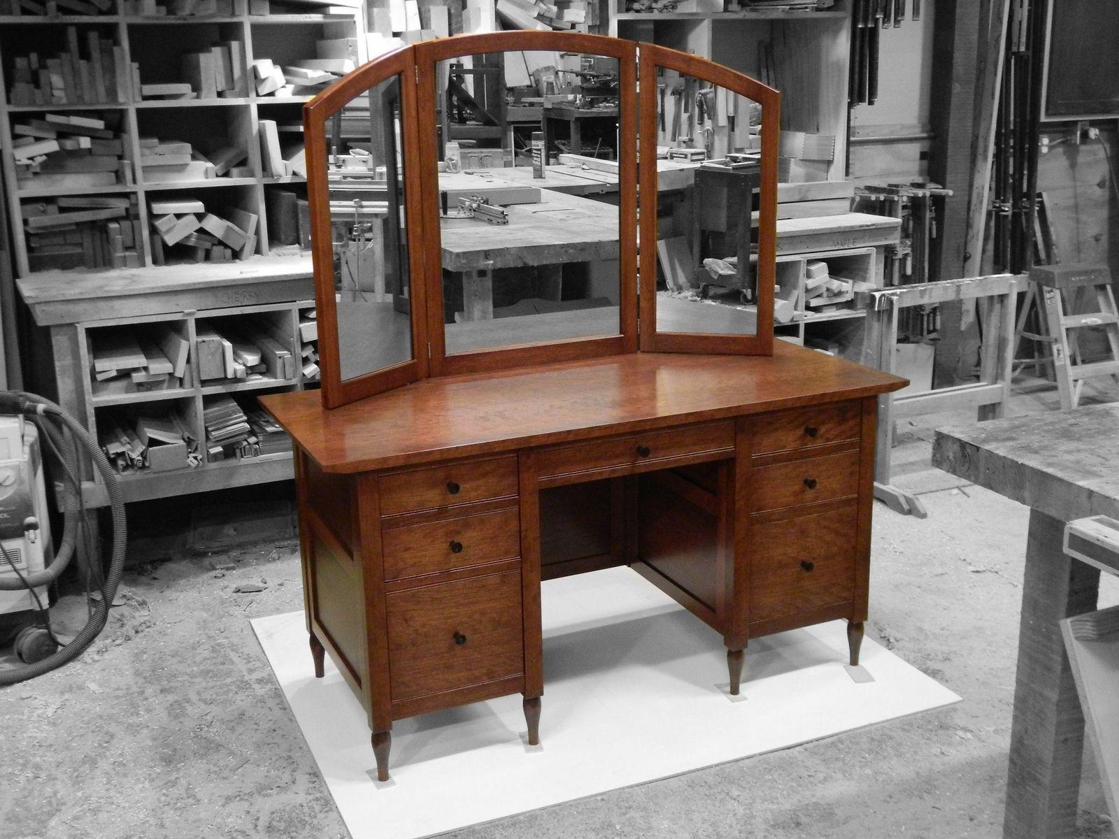 chicago antique furniture chicago antique mirror table - HD1600×1200