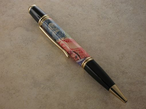Custom Made Presidential Postage Stamp Pen