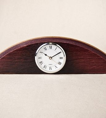 Custom Made Custom Made Wine Barrel Clock