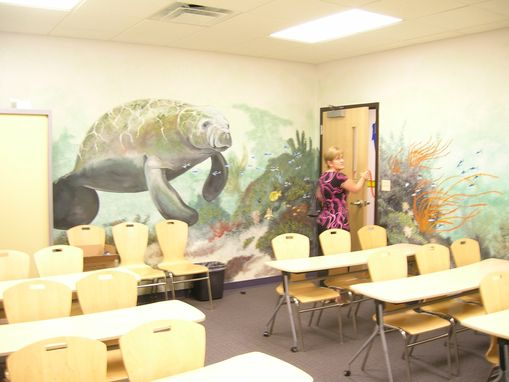 Custom Made Classroom Nauticle