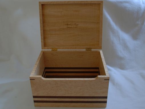 Custom Made Wedding Card Box