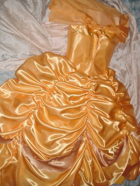 Custom Made Satin Gown
