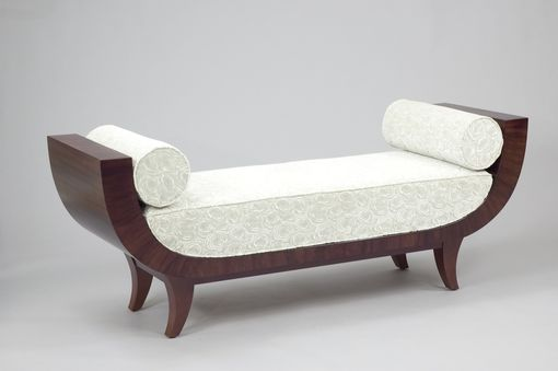 Custom Made Alexandria Bench