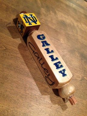 Custom Made Ultimate Man Cave Tap Handle