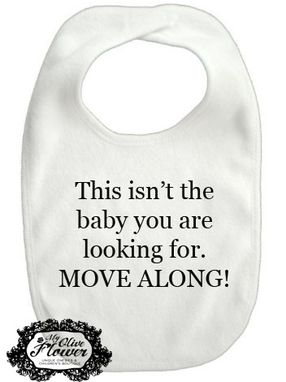 Custom Made Custom Baby Bibs - Funny And Unique