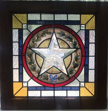 Custom Made Texas Seal