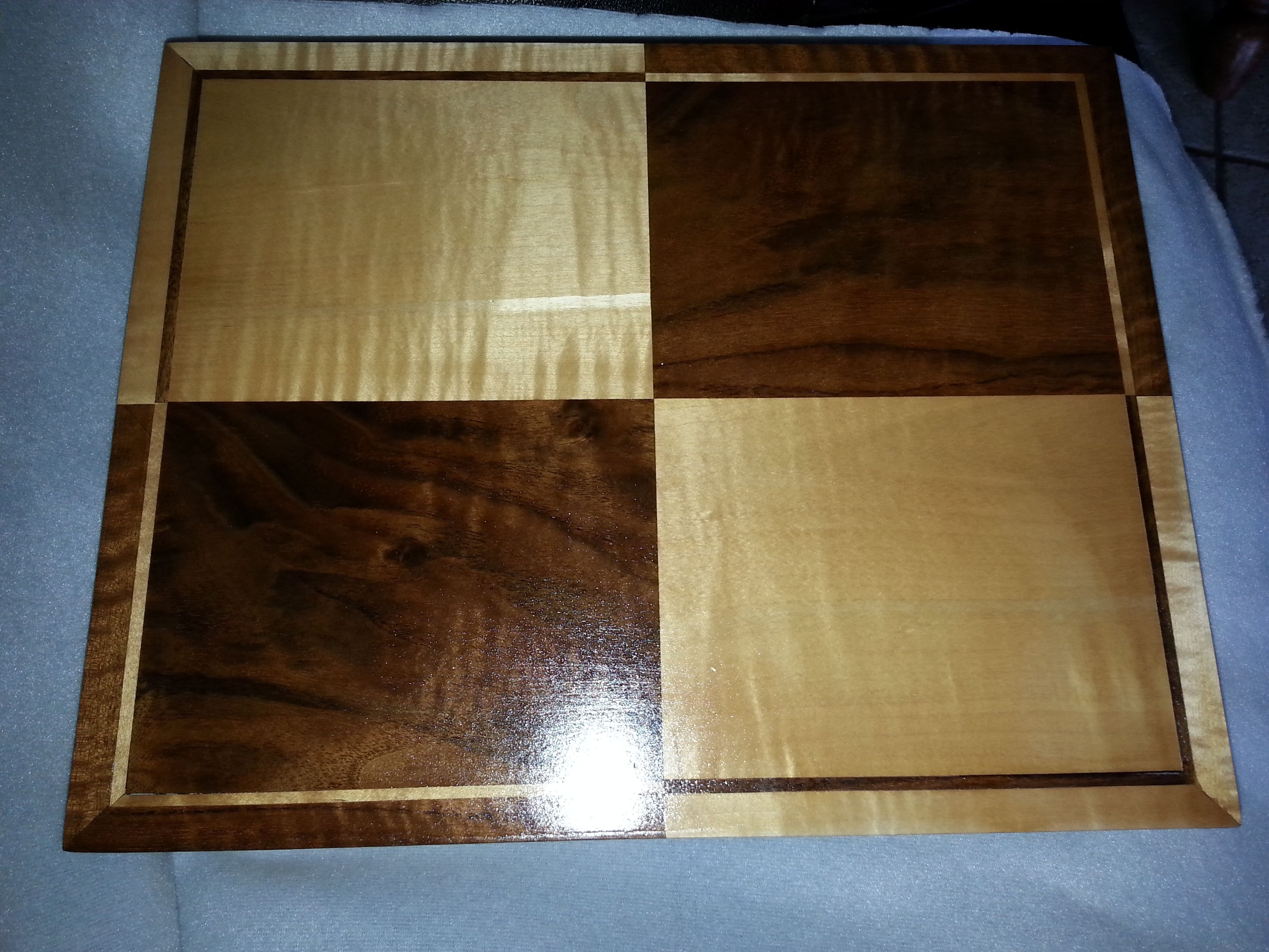 bb3b691fa1159 Custom Made Exotic Wood Cigar Humidor by DeadWood Lumber Co ...