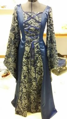 Custom Made Rowena Ravenclaw Inspired Dress!
