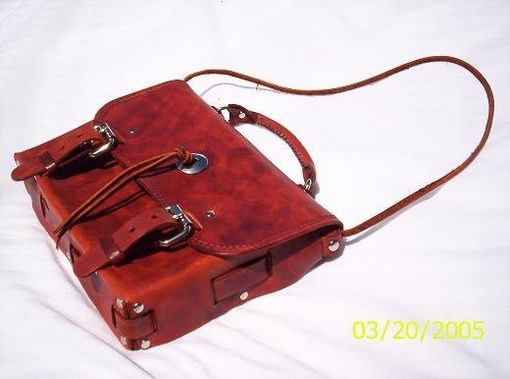 Custom Made Messenger Bag