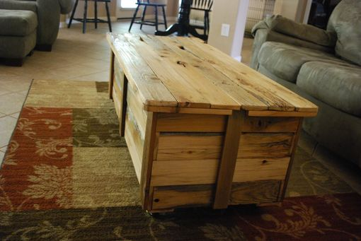 Custom Made Rustic Coffee Tables