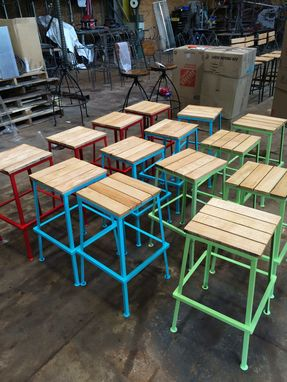 Custom Made Bar Stools, Handmade Bar Stools, Affordable Bar Stools