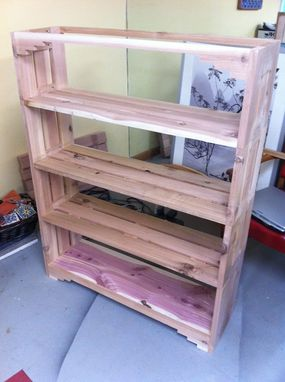 Custom Made Book Shelf