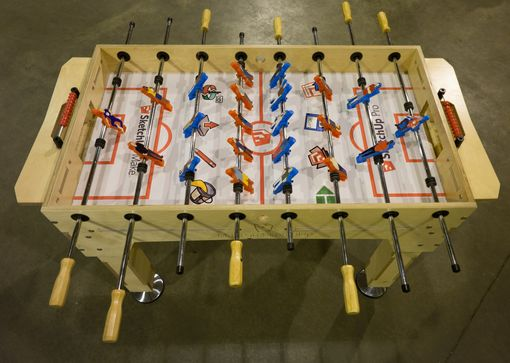 Custom Made Custom Foosball Table