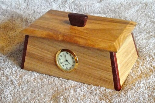 Custom Made Hickory Dickory Clock