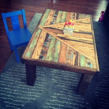 Custom Made The Chalet Table