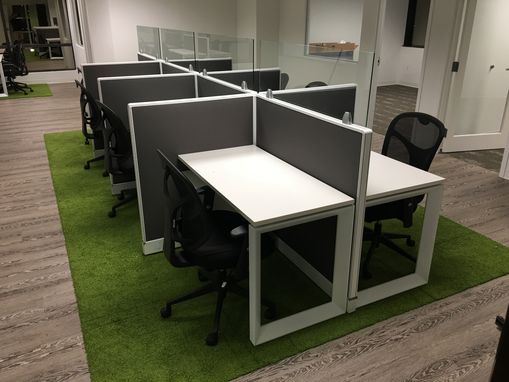 Custom Made Refurbished Custom Cubicles And Workstations