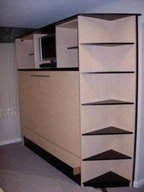 Custom Made Murphy Bed 3