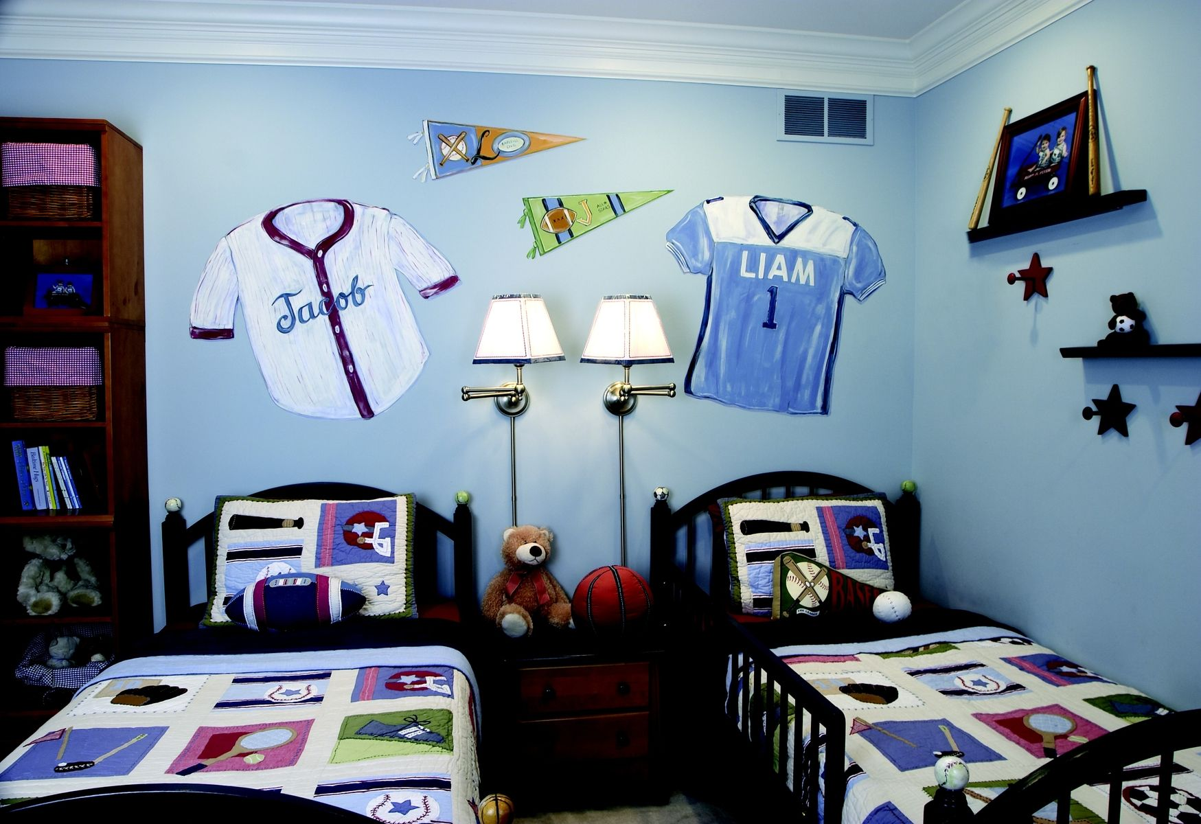 Custom Made Boys Room