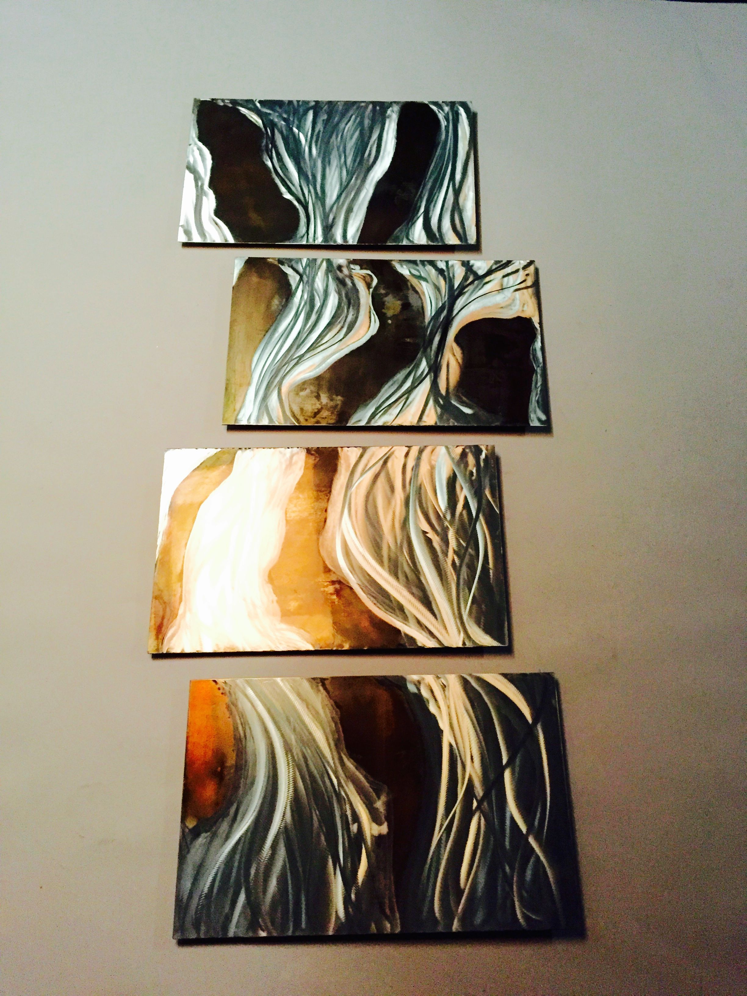 Metal Sculptures And Art Wall Decor: Custom Made Metal Wall Art By Torched Metal Works