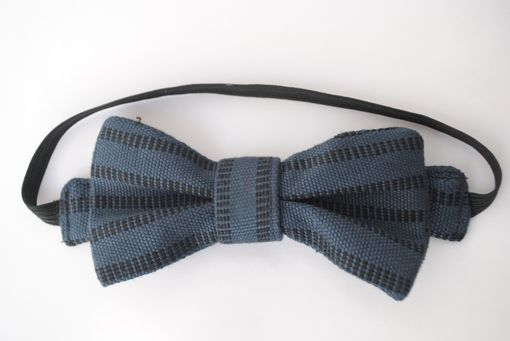Custom Made Grooms Neck-Ties And Bow-Ties, Fair Trade