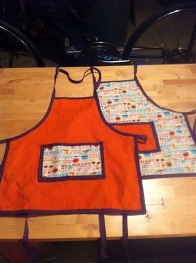 Custom Made Kid's Clothing/Aprons