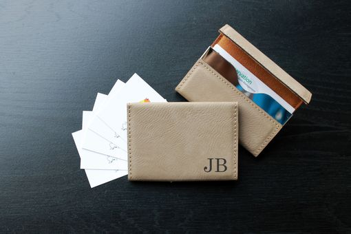 Custom Made Custom Business Card Holder --Bch-Lb-Jb Corner Lb