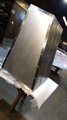 Custom Made The Julie - Stainless Steel Range Hood