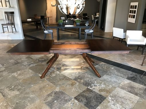 Custom Made Mid-Century Modern Dining Table