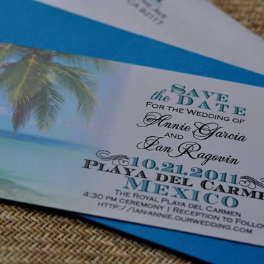 Custom Design Fee Boarding Pass Invitation Or Save The
