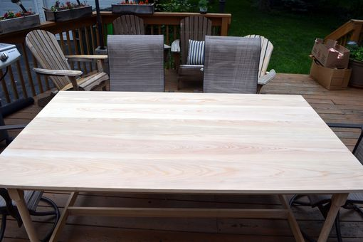 Custom Made Cyprus Dining Table