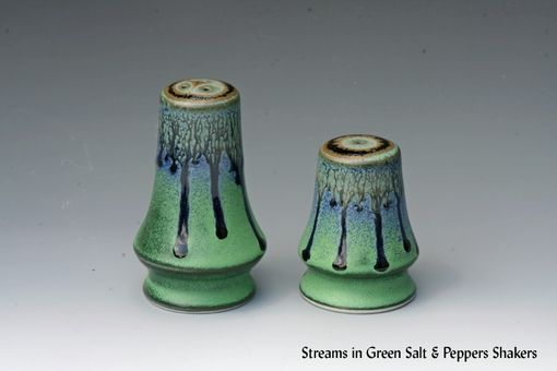 Custom Made Salt & Pepper Shakers