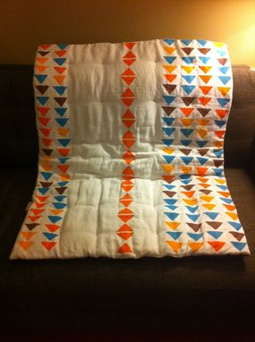 Custom Made Painted Quilts/Blankets