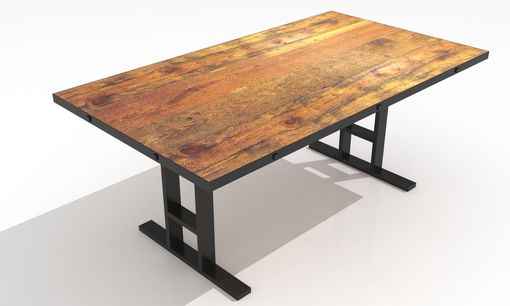 Custom Made Reclaimed Pine Table