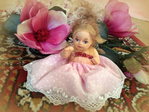 Custom Made One Of A Kind Art Doll Baby Linda Dma Ogld